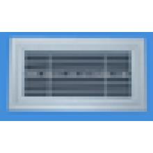 diffuseur d'air d'échappement air grille