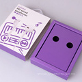 Custom Bluetooth Wired Earphone Drawer Box with Hanger