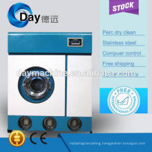 New classical dry cleaning washer and dryer