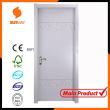 Porta de madeira maciça porta de madeira com certificado