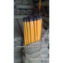 broom handle(wood grain design)