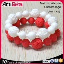 Bon marché bracelet de perles de santé assorties pour les enfants