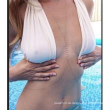 2014 Sommer für Frauen Sexy Körper Kette Bikini Kette Körper Kette Schmuck