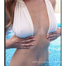 2014 Summer For Women Sexy Body Cadena Bikini Cadena Cadena Joyas