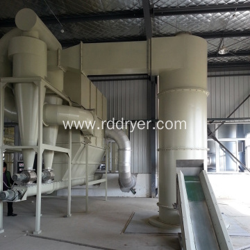 Extended Residence Time industrial dryers flash dryer machine price