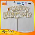 Пластиковый Детский День Рождения Торт Украшения