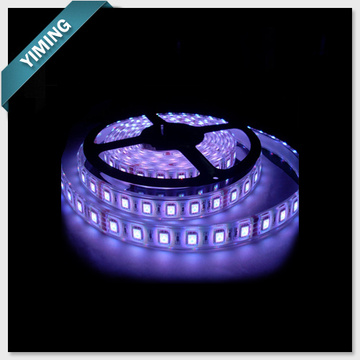IP68 Wasserdicht 14.4W leuchtet 60LED 5050SMD Flex LED Strip