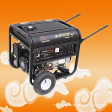 air-cooled gasoline power generator WA5500-K