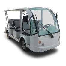 8 Plätze High-End-Elektro-Shuttle-Bus für den Campus