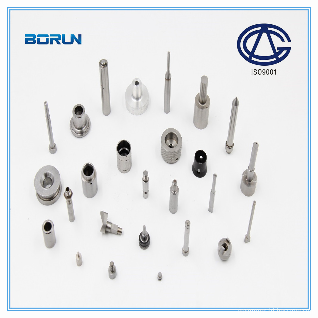 Special mold parts