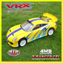 4WD 01:10 rc carro elétrico carros de turismo, versão de tração, preço de fábrica.