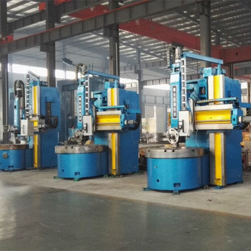 Heavy duty vertical turning lathe equipment