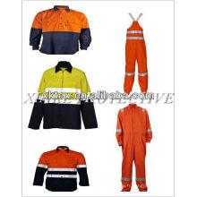Le marché de l'Australie UPF 50+ protection contre le soleil vêtements de travail