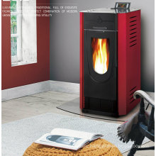 13kw Indoor Usage Pellet Stove with CE