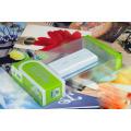 Caixa de dobradura feita sob encomenda do banco do poder do empacotamento plástico (caixa impressa PP)