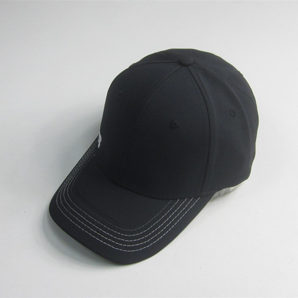 Men Soft Touch Embroidery Sport Cap