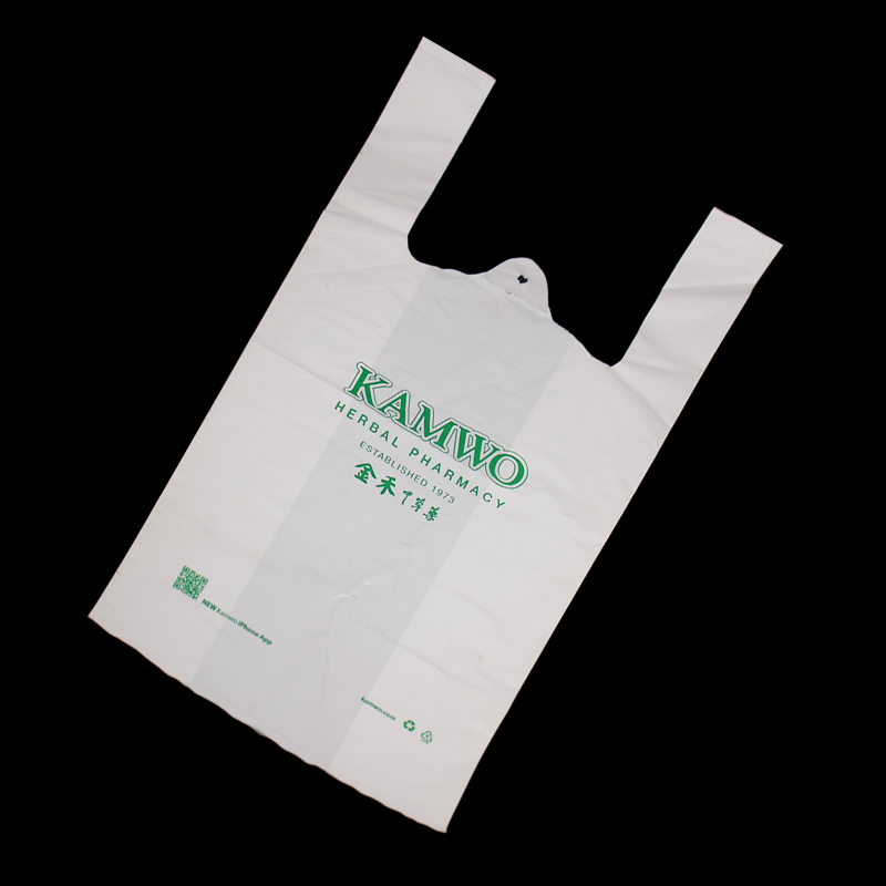 Recycling T-shirt Bag