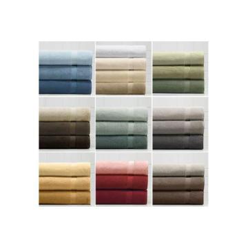 Toalhas de hotel 100% algodão recém-macias e confortáveis