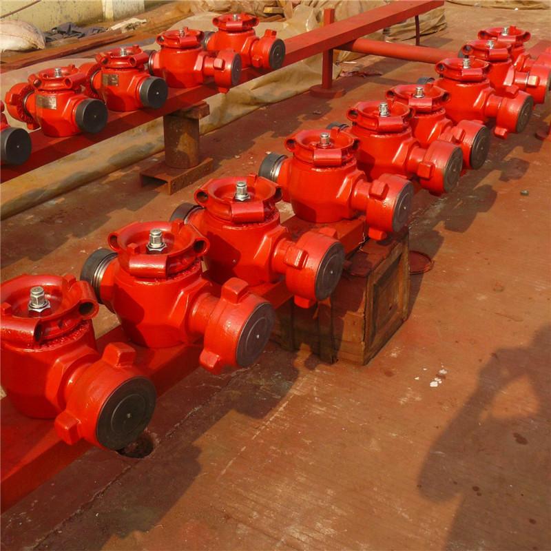 flanged plug valve