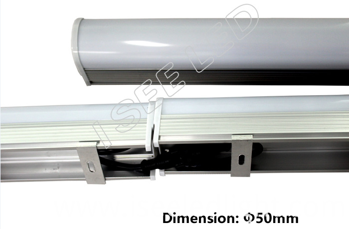 DMX512 RGB LED Tube