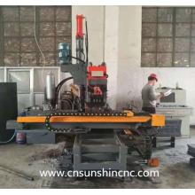 Sunshine CNC Steel Hole Punching Machine