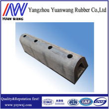 CCS / ABS /BV Certified D Rubber Fender Price