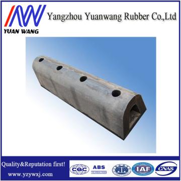 China CCS / ABS / BV zertifiziert D Gummi Fender Preis Hersteller