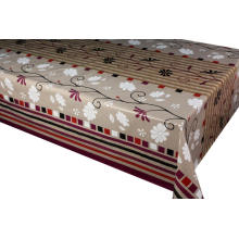 Housses de table ajustées imprimées Pvc Table Runner 8ft