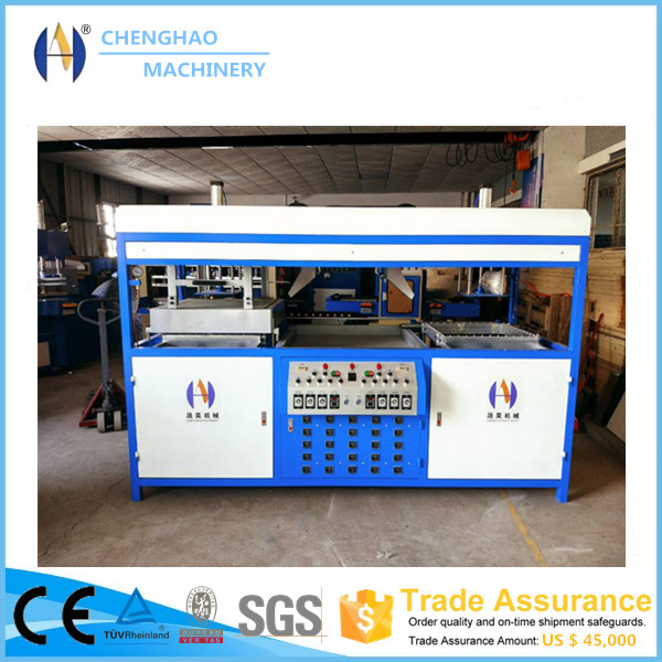 Plastic Forming Machine For Cake Box