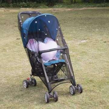 Baby Stroller Star Decorative Mosquito Net