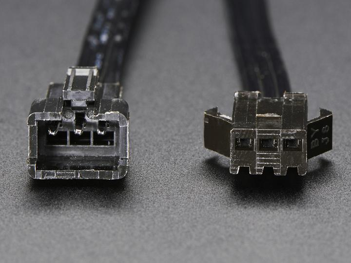 Sm 3 Pin Connector