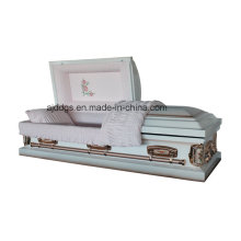 White Shaded Cooper Casket (18138238)