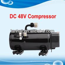 DC 48v Solar Power Auto Klimaanlage Schläfer Bus tragbare Klimaanlage 12V Automobil Klimaanlage elektrische