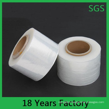 Manual 20my LLDPE Stretch Wrap Plastic Film