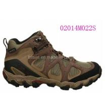Chaussures de randonnée en cuir Nubuck