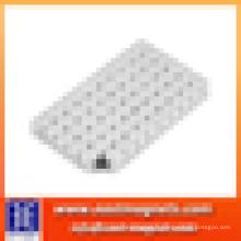 N35 aimants en néodyme frittés carrés / aimant ndfeb cube pour générateur d'énergie éolienne