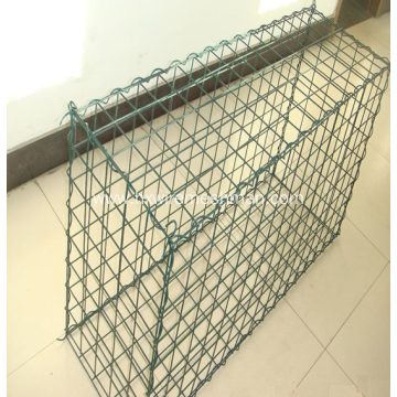 Wire Basket Stone Gabion Wall