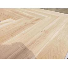 Oak parquet floor with 3/4mm wood veneer