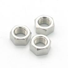 Different types stainless steel galvanized heavy hexagon nut