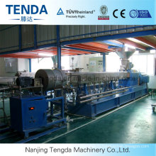 Ce&ISO Twin Screw Extruder with Recycling Granule