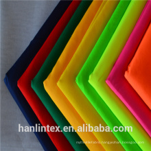 alibaba china supplier tc 80/20 45s 110*76 dyed pocket fabric 186 threads