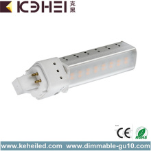 Tubi LED 8W G24 2 pin Cool White