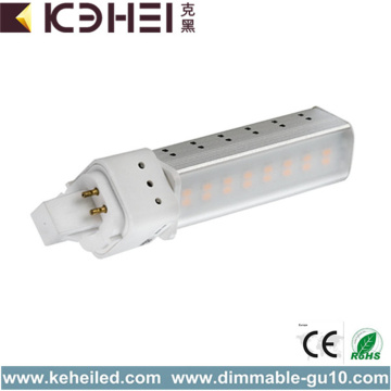 8W G24 2 Pins LED Tubes Cool White