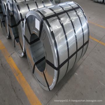 Vente chaude bobines d'acier galvanisé