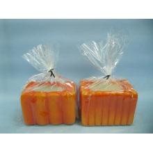 Kürbis Kerzenständer Form Keramik Handwerk (LOE2360-9z)