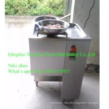 Máquina automática de trituración de carne / carne de trituración / corte de carne / pollo