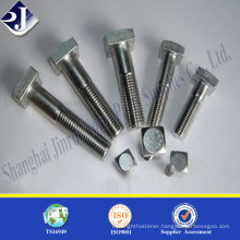Main product square head bolt Grade 10.9 bolt 35crmo Square head bolt