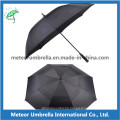 Quality Automatic Open Straight Fiberglass Golf Umbrella