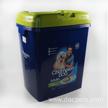 15KG dog food storage container