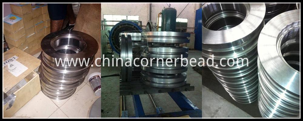 copper aluminum extrusion dies chamber wheels